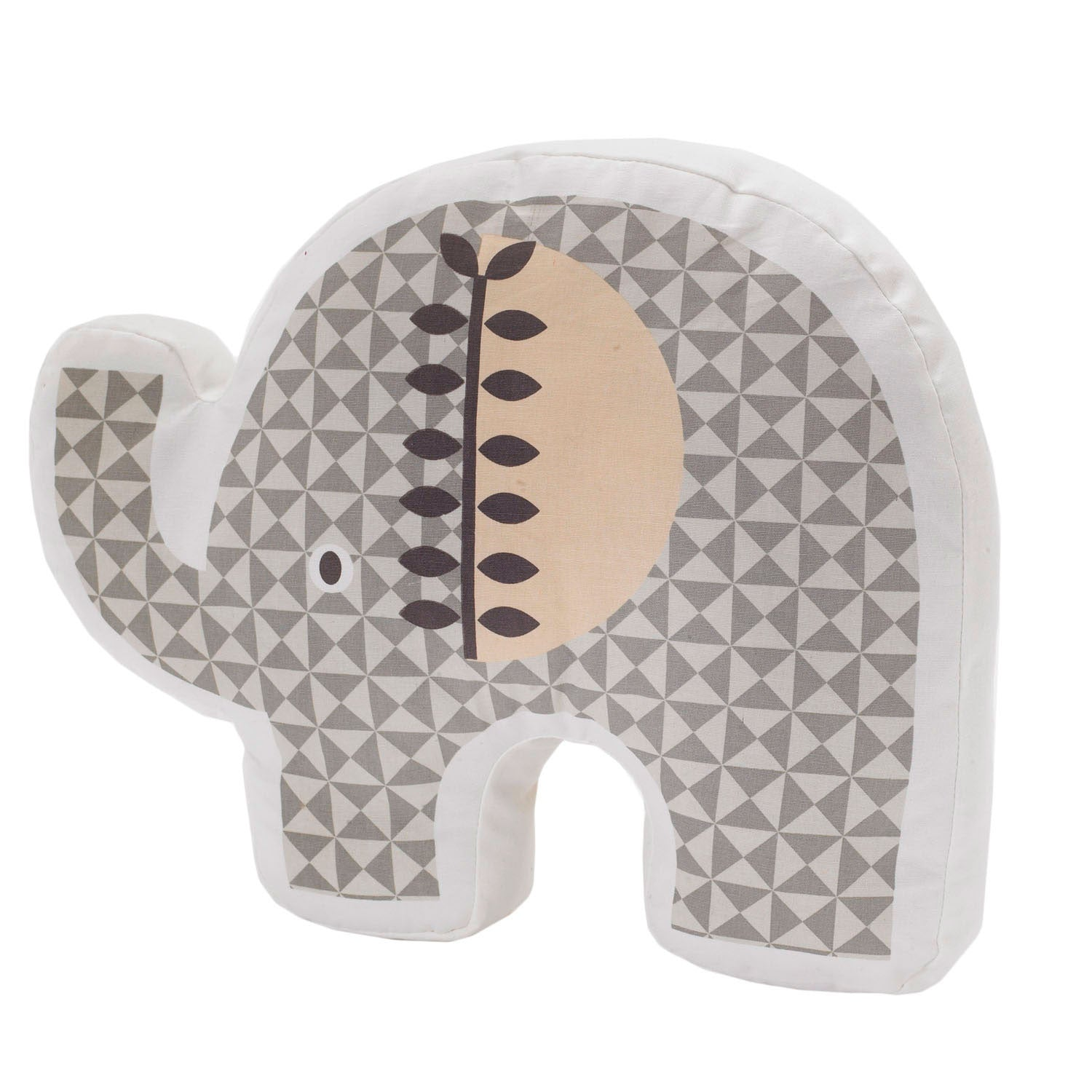 Pillow - Naturi Elephant - Living Textiles Co.
