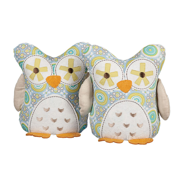 Bookends - Gio Owl - Living Textiles Co.