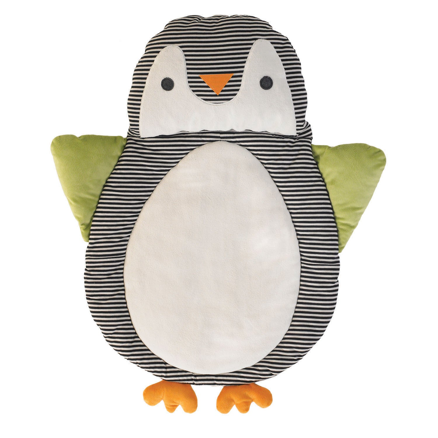 Play Mat - Penguin - Living Textiles Co.