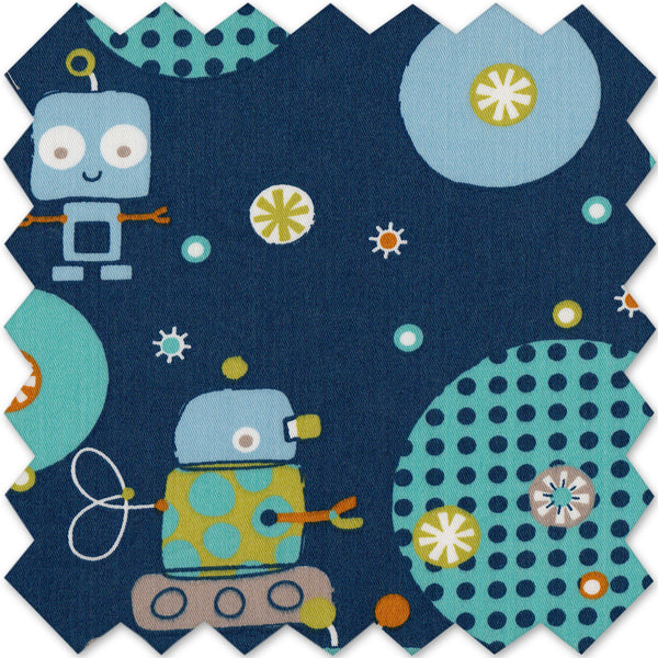 Fabric - Robot - Living Textiles Co.