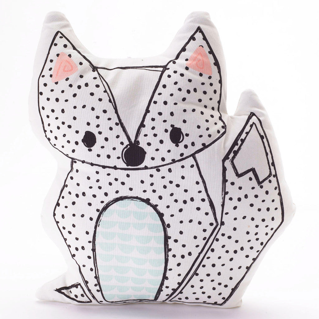 Pillow - Sparrow Fox - Living Textiles Co.