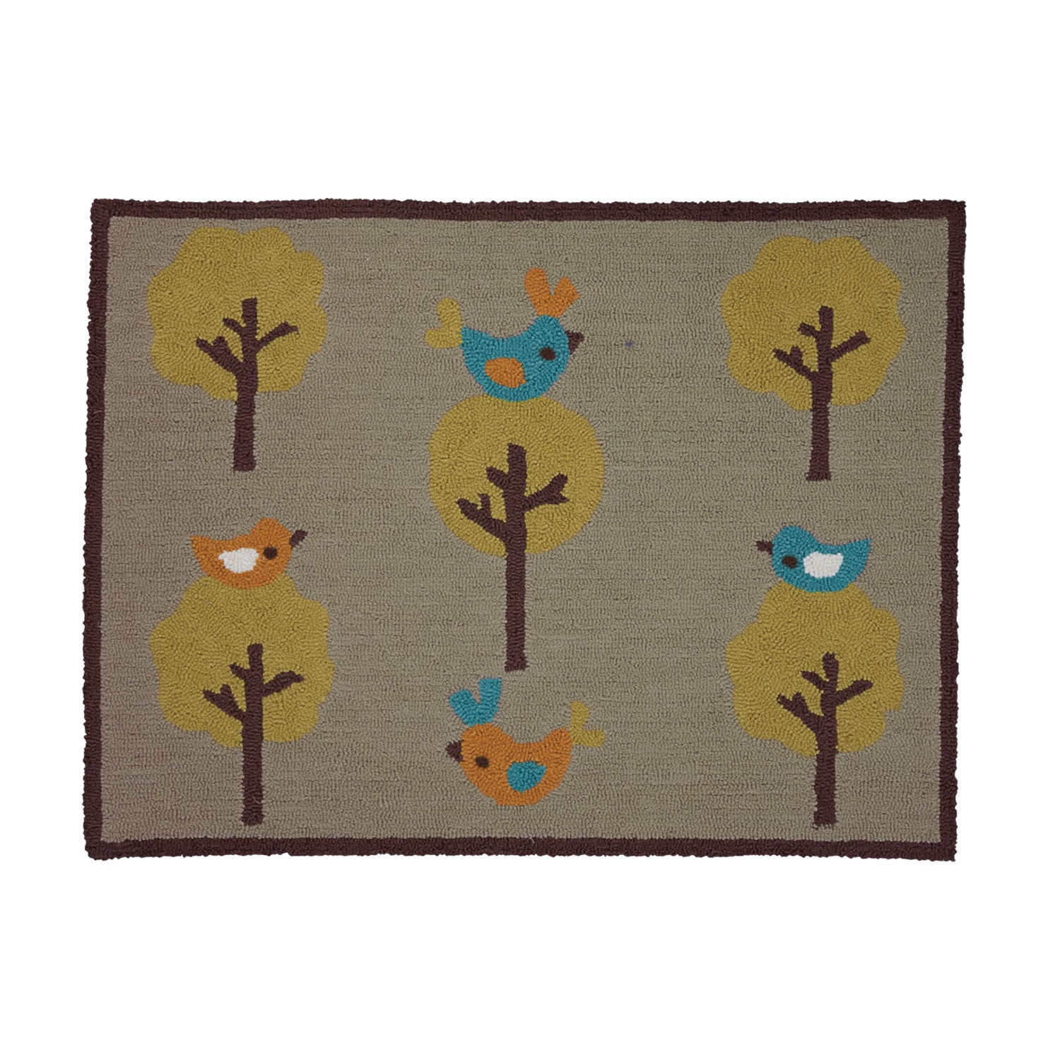 Rug - Tree - Living Textiles Co.