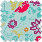 Fabric - Whimsy Multi - Living Textiles Co.