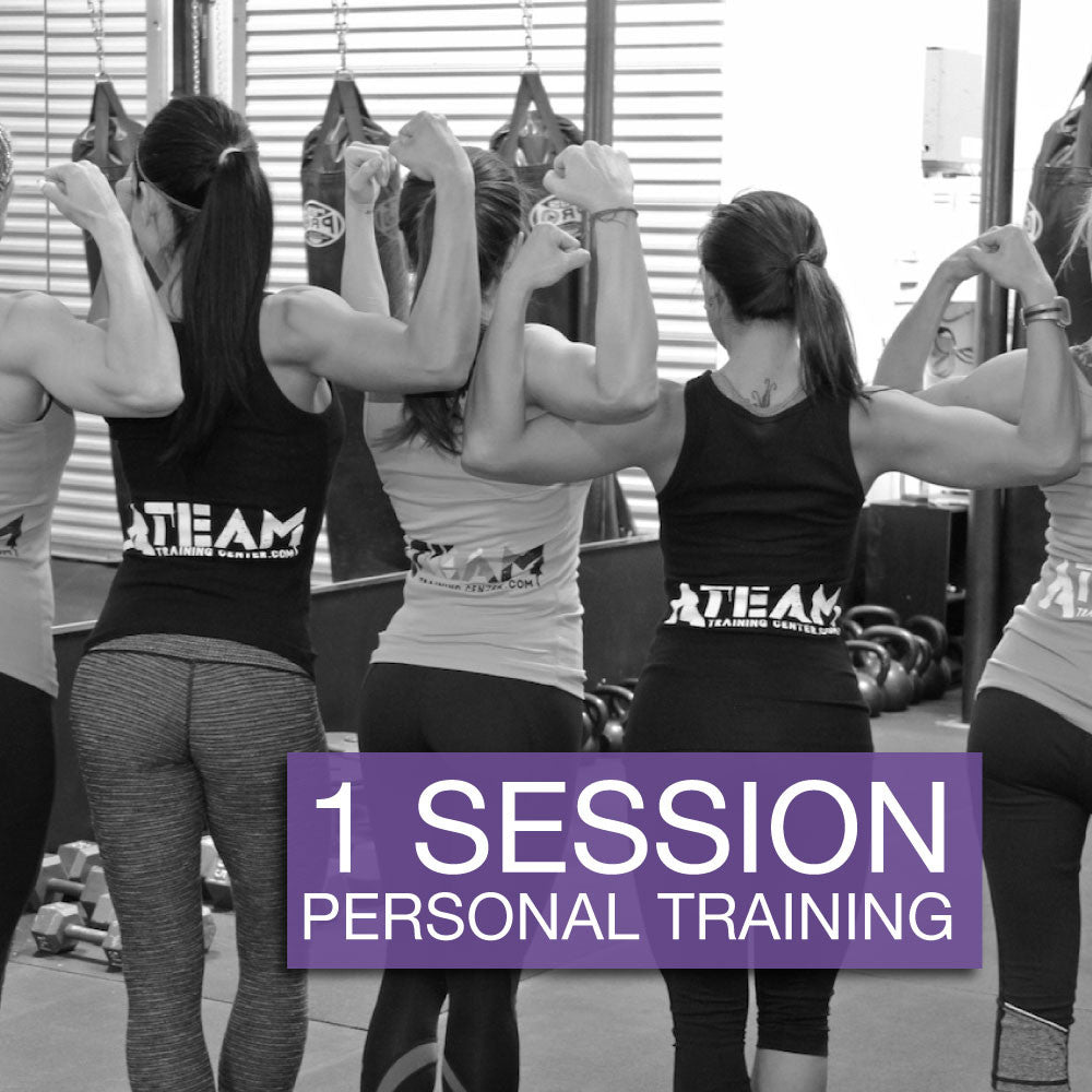 1 Personal Training Session with Stacey Alexander