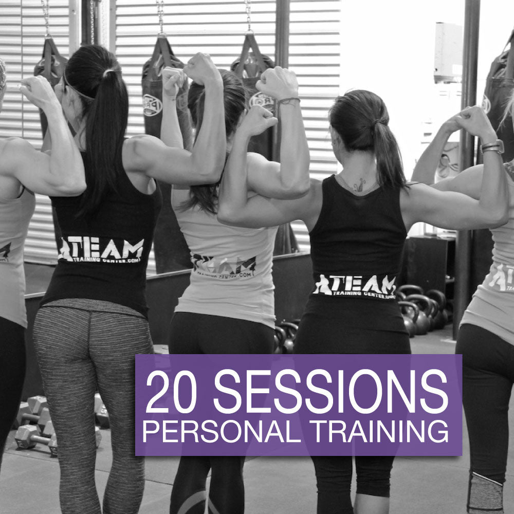 20 Personal Training Sessions with Stacey Alexander