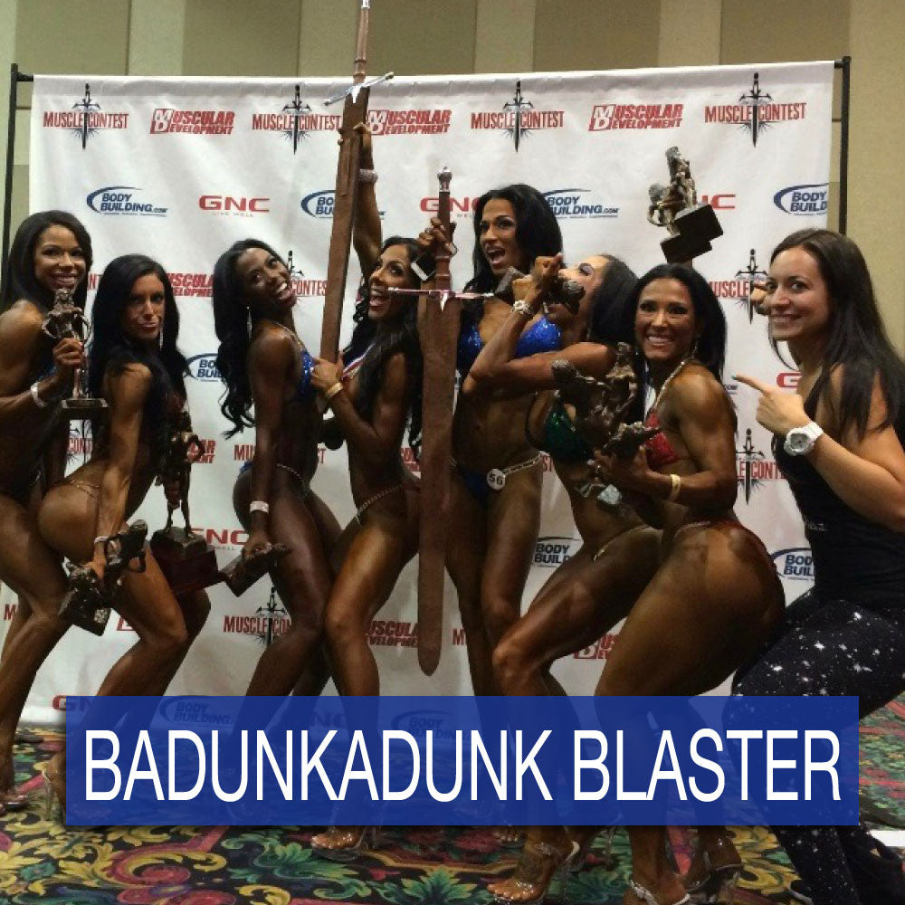 Badunkadunk Blaster - Competition Prep Program - Stacey Alexander