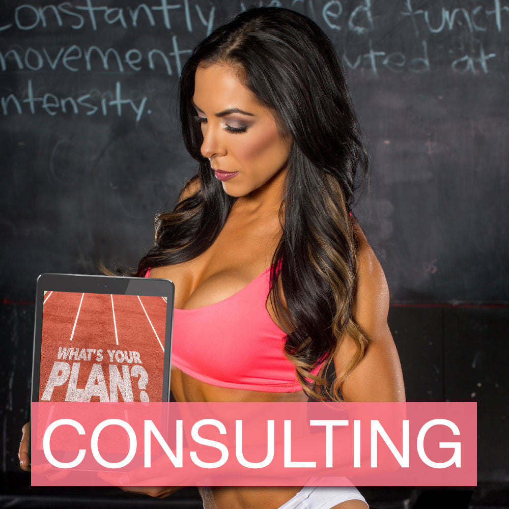 Consulting - Stacey Alexander