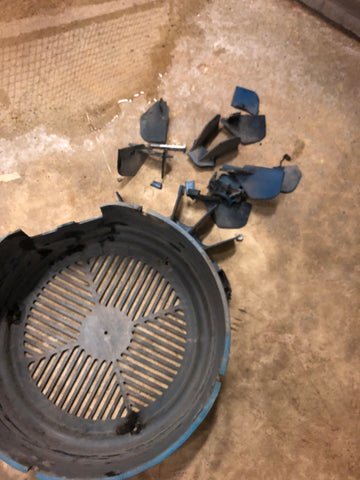 Pool Pump Fan Blade Replacement