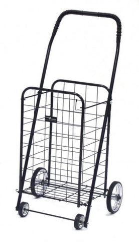 Black Narita™ Mini Shopping Cart - Carts On The Go