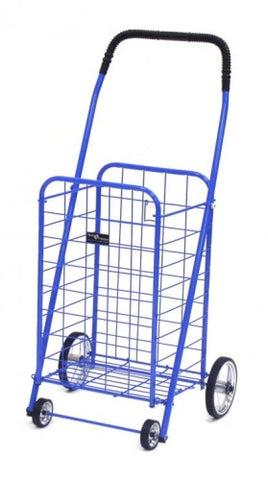 Blue Narita™ Mini Shopping Cart - Carts On The Go