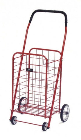 Red Narita™ Mini Shopping Cart - Carts On The Go