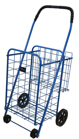 Blue Narita™ Mini Plus Shopping Cart