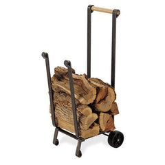 Pilgrim Forged Iron Wood Cart