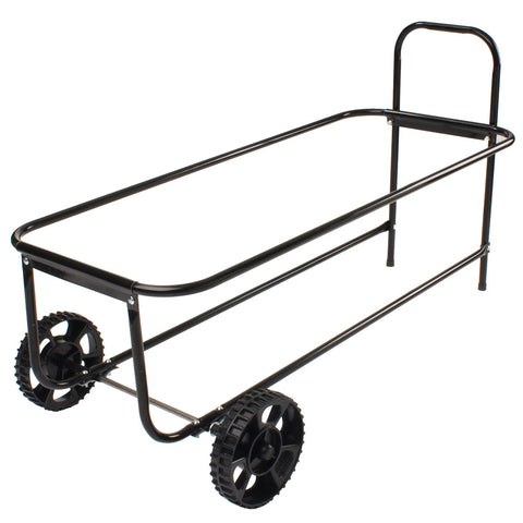 Precision Garbage Can Cart