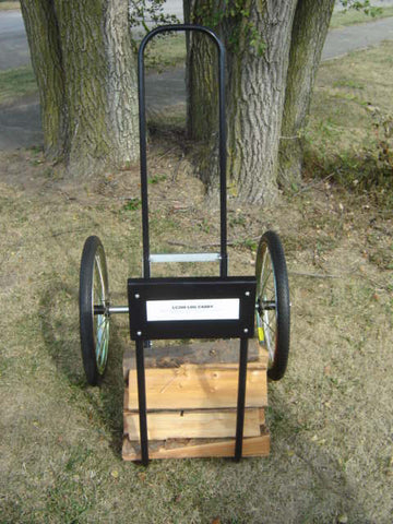 Mid-West Log Caddy - Carts On The Go
