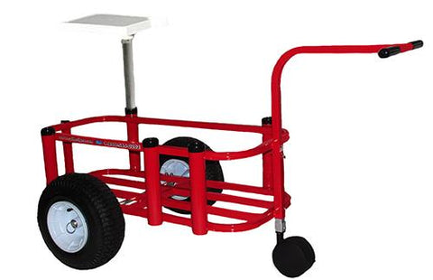 Reels on Wheels Fishing Cart Jr
