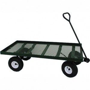Large Flatbed Nursery Wagon