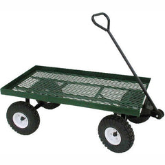 Small Flatbed Nursery Wagon