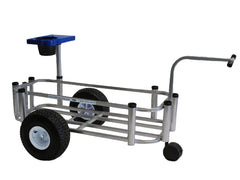 Reels on Wheels Fishing Cart Sr