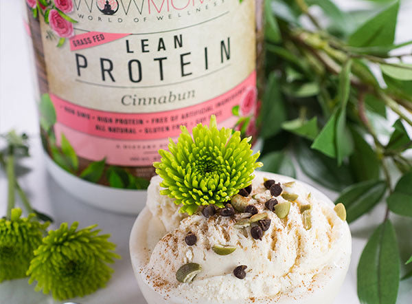 Cinnabun Protein Ice Cream