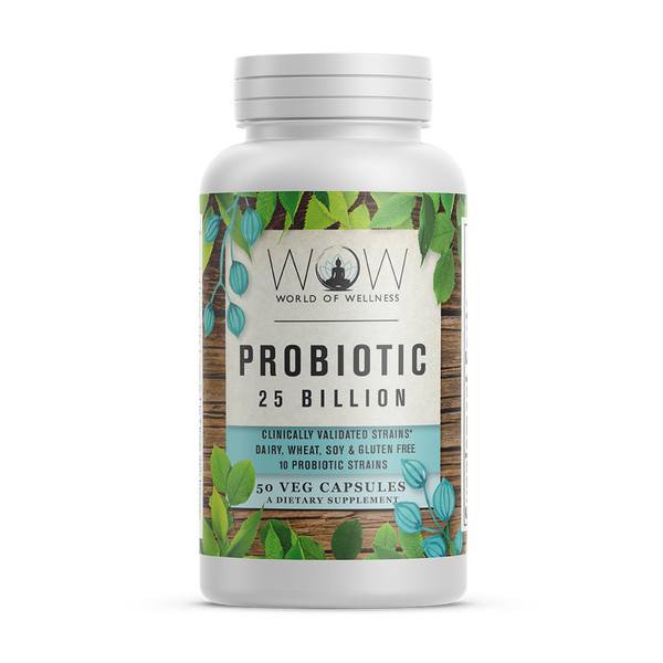 Probiotic 25 Billion