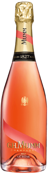 Mumm Grand Cordon Rose