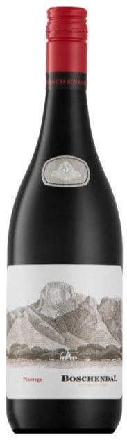 Boschendal Estate Sommelier Selection Pinotage 2017
