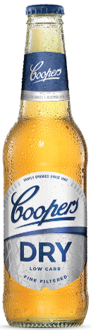 Coopers Dry Lager 6PK  *6X355ml**