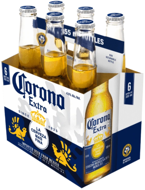 Corona Extra Imported Beer *6X355ml*