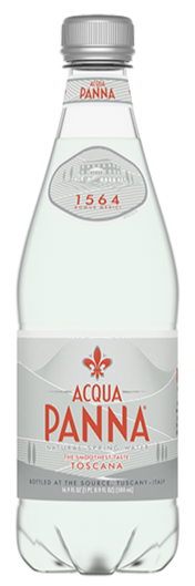 Acqua Panna Still Natural Mineral Water (Plastic Bottle) - *24X500ml*