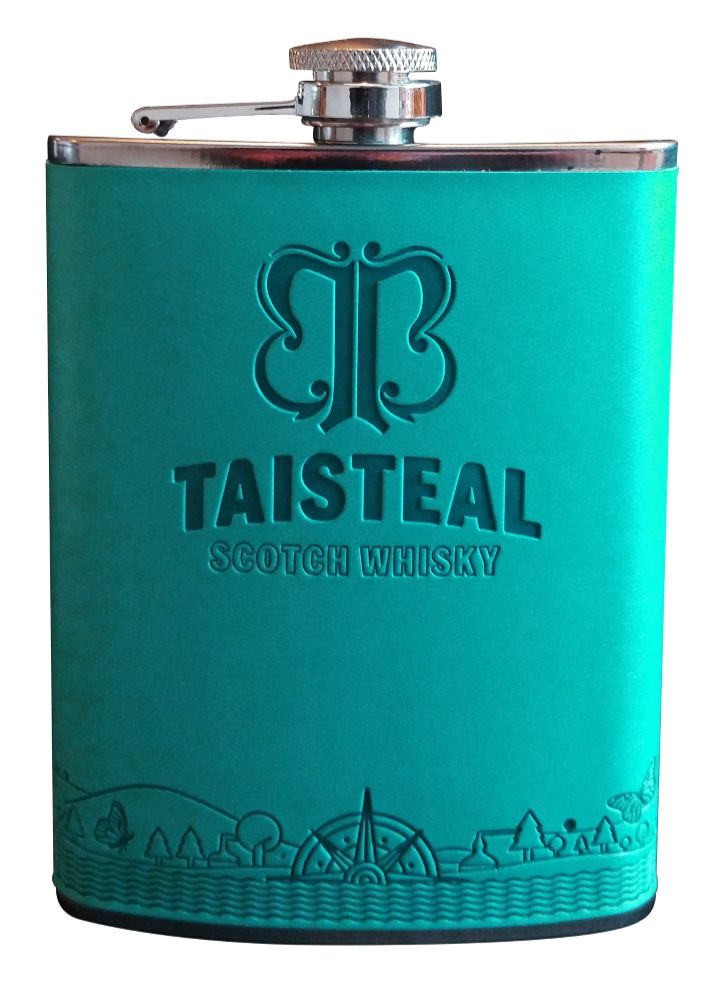 Taisteal Whisky HIP FLASK