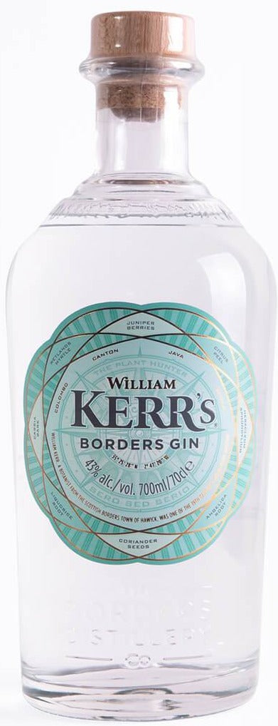 Kerrs Borders Gin 750ml