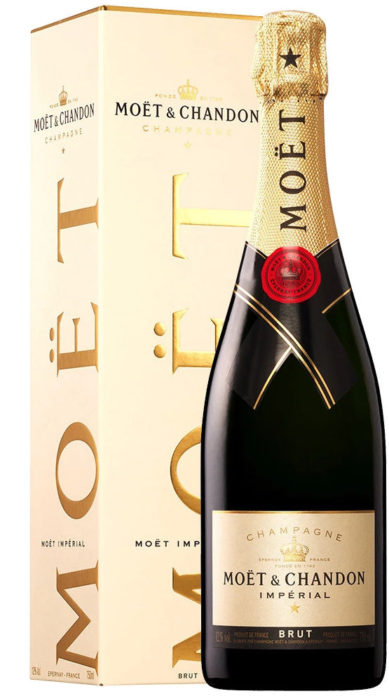 Moet & Chandon Brut Imperial NV (Gift Boxed)