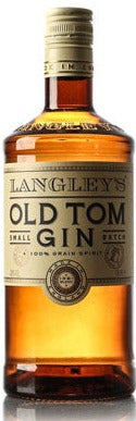 Langley's Old Tom 40% Gin 700ml