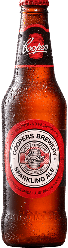 Coopers Sparkling Ale 6PK  *6X375ml*