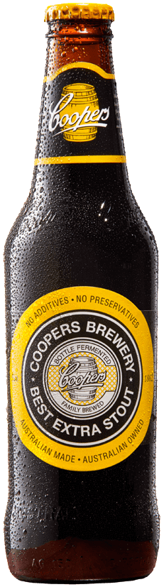 Coopers Best Extra Stout 6PK (6X375ml)