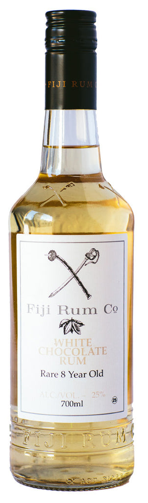 8 Year Old Fiji Chocolate White Rum Liqueur