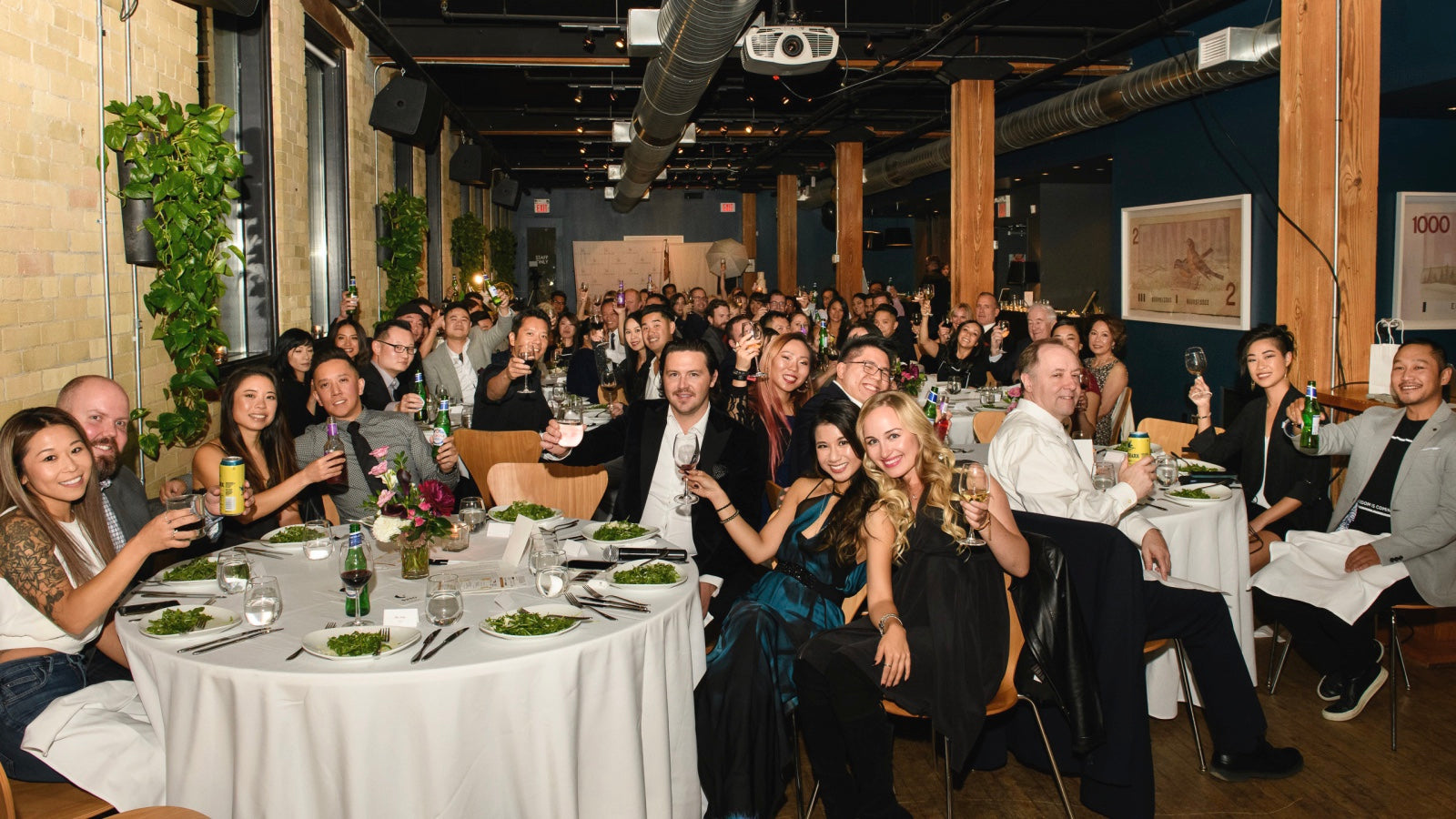 The 2019 BREAK FREE Fundraiser Gala