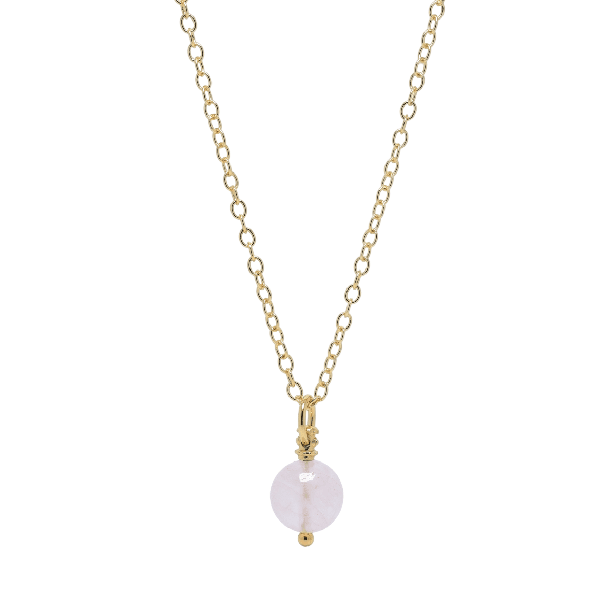 THE OBV NECKLACE GOLD - C.J.ROCKER