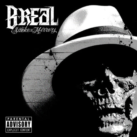 B-Real - Smoke N Mirrors CD