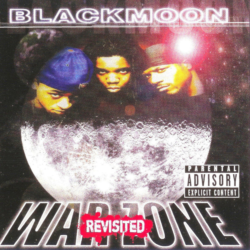 Black Moon - War Zone Revisited CD