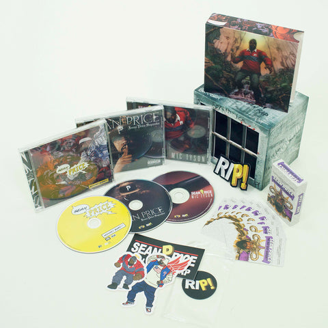 Sean Price - Silverback Gorilla CD Box Set