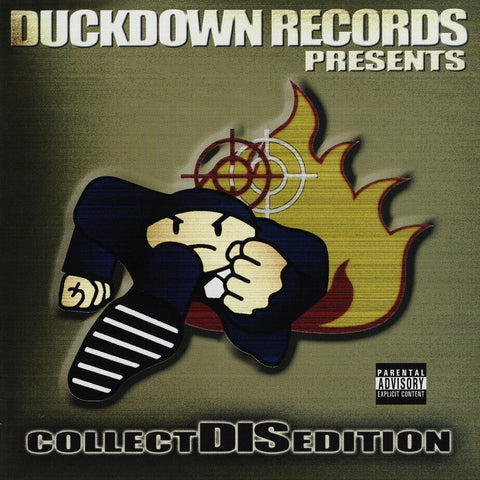 Duck Down Presents: CollectDISEdition CD