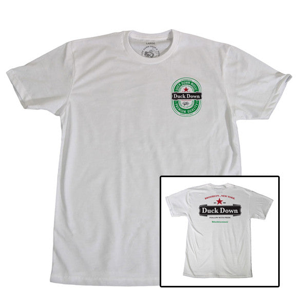 Duck Down x Heineken T-Shirt