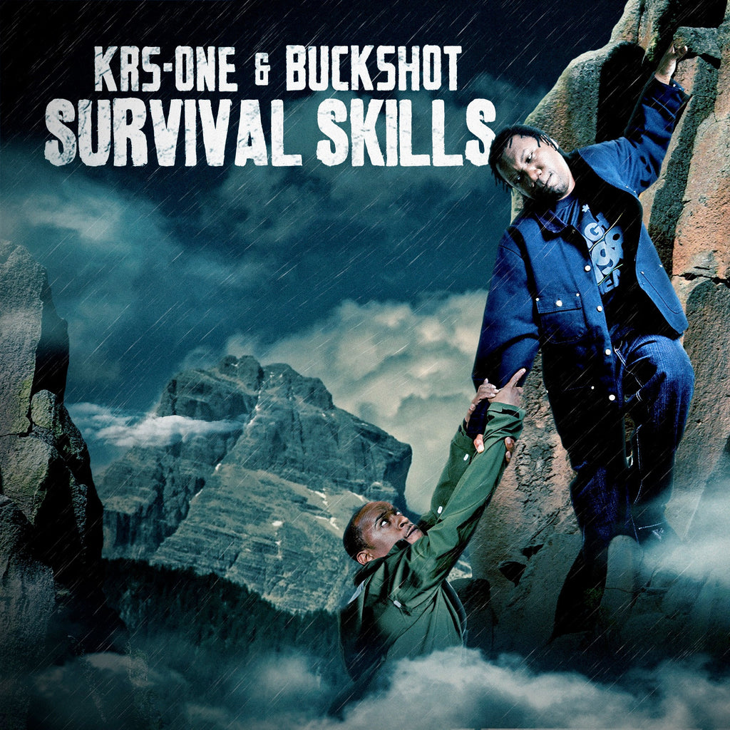 KRS-One & Buckshot - Survival Skills CD