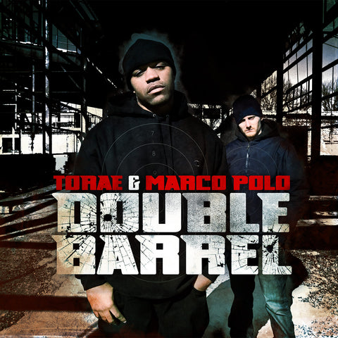 Marco Polo & Torae - Double Barrel CD