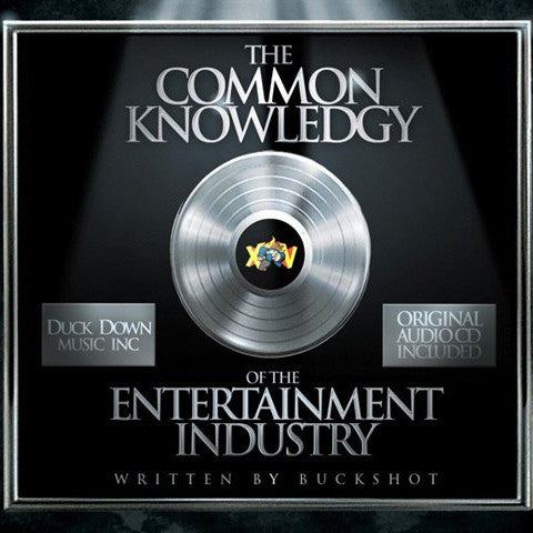 Buckshot - The Common Knowledgy of the Entertainment Industry CD
