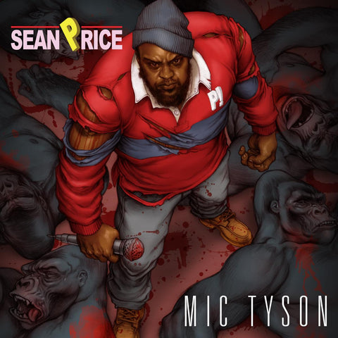 Sean Price - Mic Tyson CD