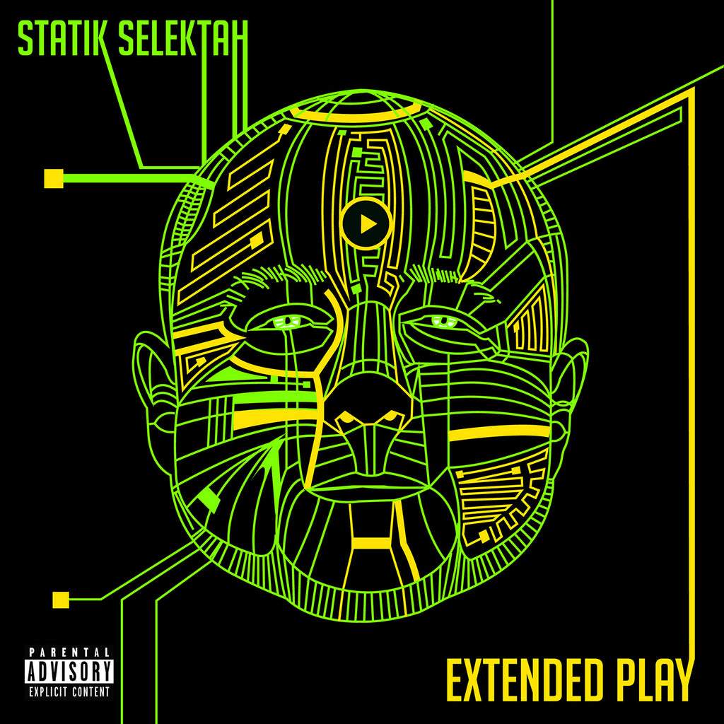 Statik Selektah - Extended Play CD