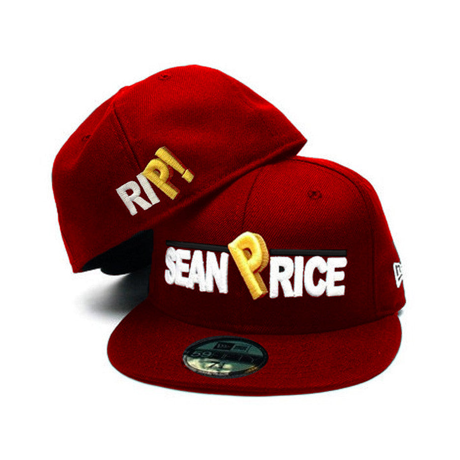 Sean Price - RIP! New Era Fitted Hat